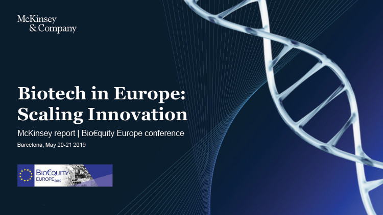 Biotech in Europe: Scaling innovation 2019