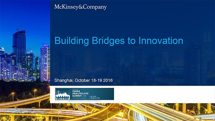 Building Bridges to Innovation 2016